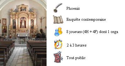 Crime en la chapelle